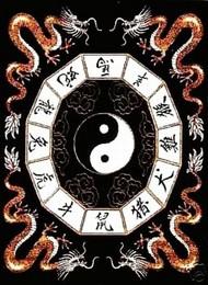 Yin Yang Japanese Dragons Japanese Dragon Rug Yin Yang Rug