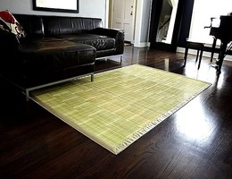Key West Bamboo Rugs Mats