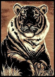 Bengal Tiger Area Rug