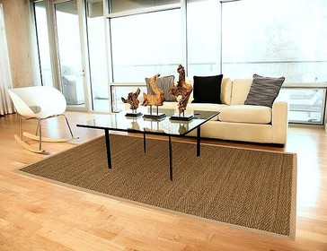 Saddleback Seagrass Rugs Mats